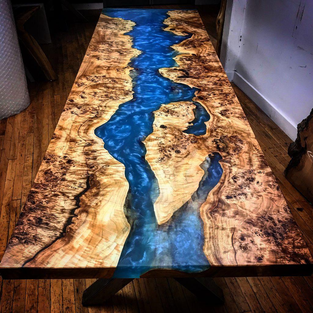 Fantastic Rustic Designs By Rich Charcuterie Boards River Tables Interior Design Ideas Philsoteloinfo